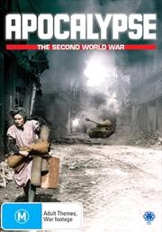Apocalypse: The Second World War   DVD