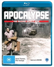 Apocalypse: The Second World War | Blu-ray