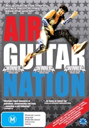 Air Guitar Nation | DVD
