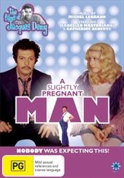 Slightly Pregnant Man | DVD