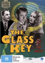 Glass Key | DVD