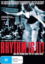 Rhythm Is It! | DVD