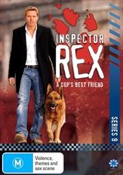 Inspector Rex - Series 9   DVD