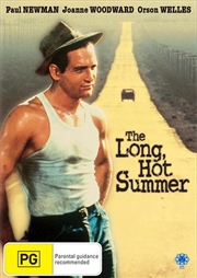 Long Hot Summer | DVD