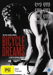 Bicycle Dreams | DVD