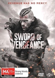 Sword Of Vengeance | DVD