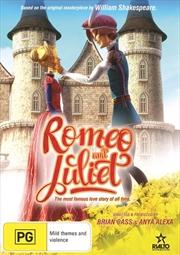 Romeo And Juliet | DVD