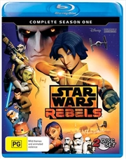 Star Wars Rebels - Season 1 | Blu-ray