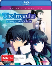Irregular At Magic High School Part 1 | Blu-ray