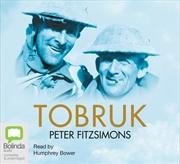Tobruk | Audio Book