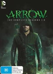 Arrow - Season 1-3 | Boxset