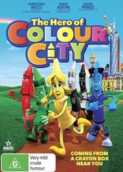 Hero Of Colour City, The