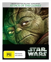 Star Wars Episode II: Attack of the Clones - Limited Edition Steelbook