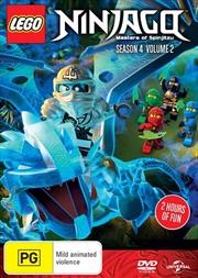 LEGO Ninjago - Masters of Spinjitzu - Series 4 - Vol 2