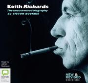 Keith Richards | Audio Book