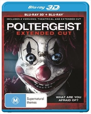 Poltergeist - Extended Edition | Blu-ray 3D