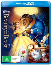 Beauty And The Beast | 3D + 2D Blu-ray