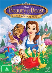 Beauty And The Beast - Belle's Magical World