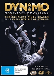 Dynamo - Magician Impossible - Series 4 | A-Z Of Dynamo