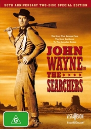 Searchers, The - 50th Anniversary Edition