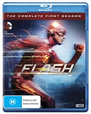 Flash - Season 1, The