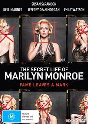 Secret Life Of Marilyn Monroe, The | DVD