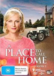 A Place To Call Home - Season 2 - Revised Edition | DVD