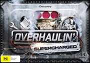 Overhaulin' - Supercharged - Collector's Set