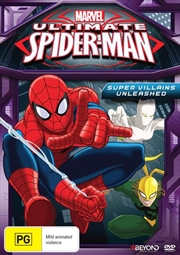 Ultimate Spider-Man - Super Villains Unleashed