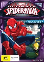 Ultimate Spider-Man - Super Villains Unleashed | DVD