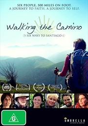 Walking The Camino | DVD