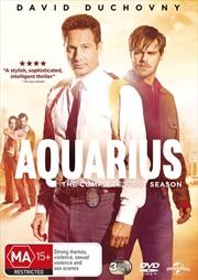 Aquarius - Season 1 | DVD