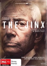Jinx - The Life and Deaths of Robert Durst, The | DVD