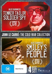 Tinker Tailor Soldier Spy / Smiley's People | DVD