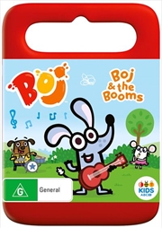 Boj - Boj and The Booms | DVD