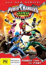 Dino Charge - Power From The Past