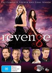 Revenge - Season 4   DVD