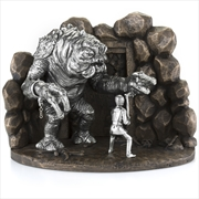Luke vs Rancor Diorama: Limited Edition