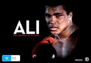 ESPN - Ali The Greatest Of All Time Collector's Set