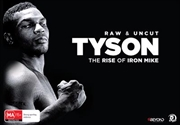 ESPN - Tyson - The Rise Of Iron Mike Collector's Set