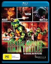 Teenage Mutant Ninja Turtles - The Movie | Blu-ray