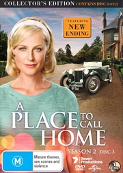 A Place To Call Home - Season 2 | Collector's Disc - New Final Episode | DVD