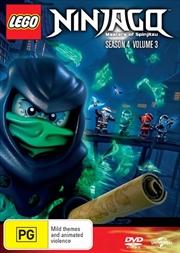 LEGO Ninjago - Masters of Spinjitzu - Series 4 - Vol 3