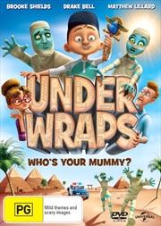 Under Wraps | DVD