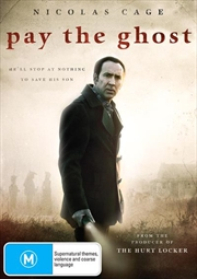 Pay The Ghost | DVD