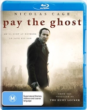 Pay The Ghost | Blu-ray