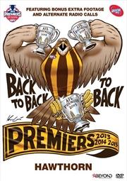 AFL 2015 Premiers - Hawthorn