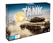 Greatest Tank Battles - Collector's Set