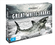 Great White Sharks: Collector's Set