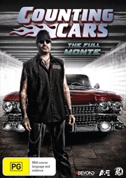 Counting Cars - The Full Monte | DVD